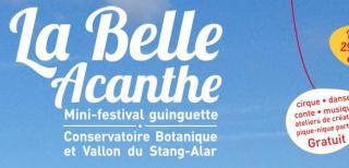 PepSE - Brest - La Belle Acanthe